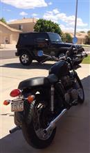 Arizona REDさんのボンネビル メイン画像