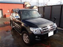 TDI Tuning/m-flowさんのPAJERO