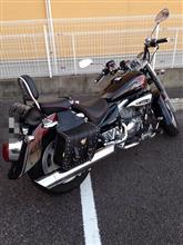 n_nakamura102176さんのGV125cc リア画像
