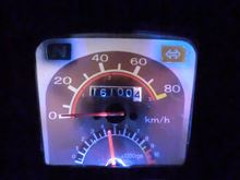 エンジン(S/C)さんのスーパーカブ70 インテリア画像