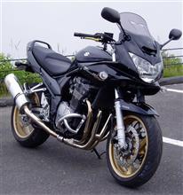 らきぱぱさんのBANDIT1200 (バンディット) リア画像