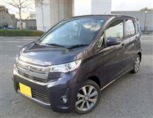 さすらいの小次郎さんの愛車:三菱 eKカスタム