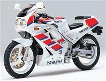 白洲 清さんのFZR250 メイン画像