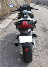 lonesome-riderさんの1200スポルト リア画像