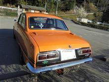 ポンコツ自動車協会さんのベレット リア画像