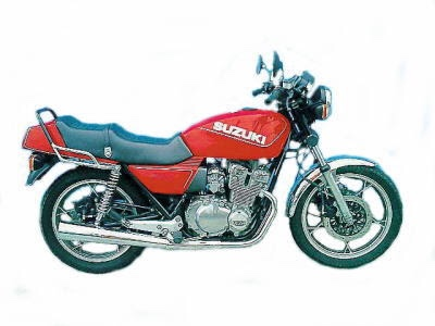 スズキ GSX400E