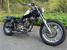 super_kabutoさんのジャズ(バイク) リア画像
