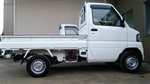 たく-BMWさんのミニキャブ・ミーブ トラック 左サイド画像