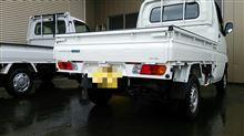 たく-BMWさんのミニキャブ・ミーブ トラック リア画像