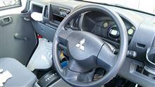 たく-BMWさんのミニキャブ・ミーブ トラック インテリア画像