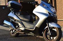 うさぽさんのシルバーウィング600 ABS メイン画像
