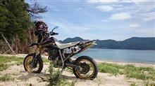 masayan8609さんのXR250 モタード リア画像