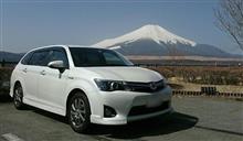 比間☆仁さんの愛車:トヨタ カローラフィールダーハイブリッド