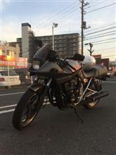 ゼロクラ太郎さんのGSX400S_KATANA