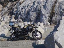 ショーガセさんのF800GS Adventure 左サイド画像