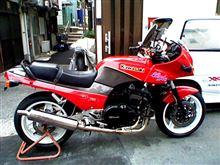 takeshi.さんのGPZ750R Ninja メイン画像