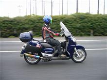 AMGワイバーンさんのスカラベオ500 左サイド画像