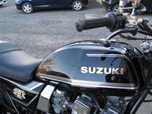 kabuyaraさんのGSX750E リア画像