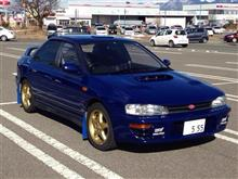 bluenekoさんの愛車:スバル インプレッサ WRX STI