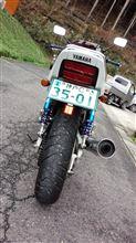 chanpuさんのXJR400S リア画像