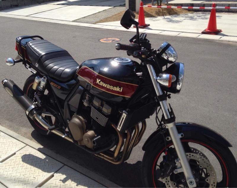 カワサキ ZRX400-II