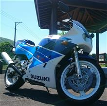 けんカラさんのGSX-R250R SP 左サイド画像