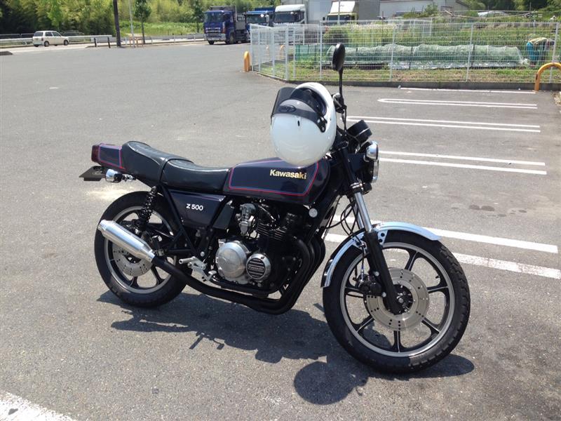 Kazu-RiderさんのZ500