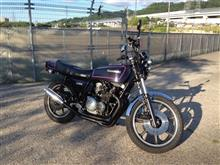 Kazu-RiderさんのZ500 左サイド画像