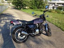 Kazu-RiderさんのZ500 リア画像