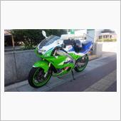 OHカミさんのZXR250