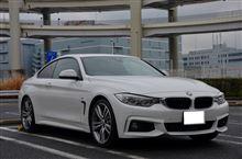 あくせる_F32/435iさんの愛車:BMW 4シリーズ クーペ