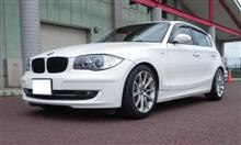 恭誉さんの愛車:BMW 1シリーズ ハッチバック