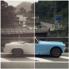 kuraraさんのヒーレー スプライトMk3 左サイド画像