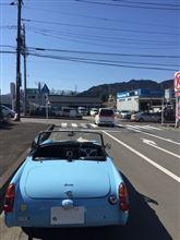 kuraraさんのヒーレー スプライトMk3 リア画像