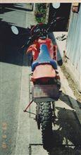 carz.さんのMTX125R リア画像