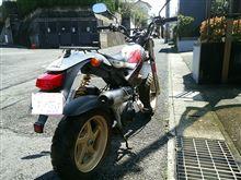 sinkichiさんのストリートマジックII110 リア画像
