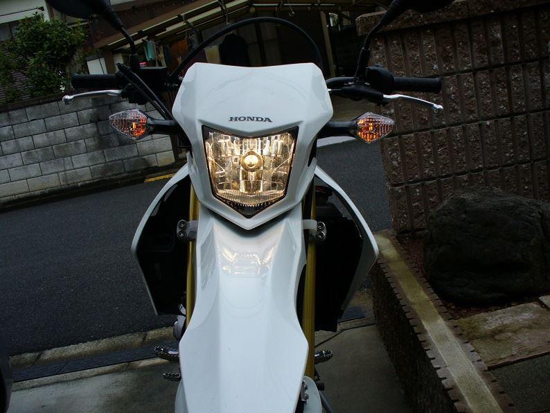 慈光明院大寛和尊さんのCRF250L