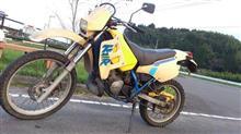 yagu pa limitedさんのTS125R 左サイド画像
