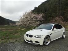 M。さんの愛車:BMW M3 セダン