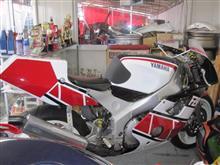 ハイカムさんのFZR400RR_SP