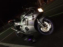 齋藤 慎也さんのGSX-R400R 左サイド画像