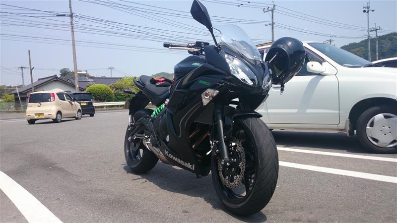 カワサキ NINJA650