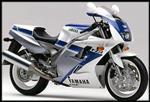 ヤマハ FZR1000