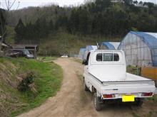 ノクトさんのミニキャブ・ミーブ トラック 左サイド画像
