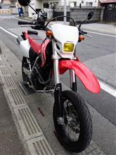 kiyo@ホンダ乗りさんのXR400 モタード メイン画像