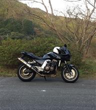 かわさき太郎さんのZ750S 左サイド画像