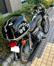 I k.e.nさんのCD50 リア画像