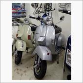 KazuSunさんのStar Deluxe 4S 125cc