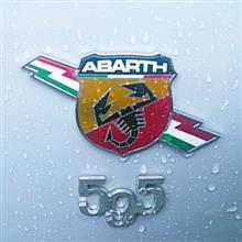 おにぼうさんの愛車:フィアット アバルト・595 (ハッチバック)