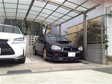 hiro_rinさんの愛車:スバル インプレッサ WRX STI